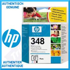 HP 348 Tri-Color Photo Original Ink Cartridge C9369EE (13 Ml) - Outdated Sealed Original HP Pack