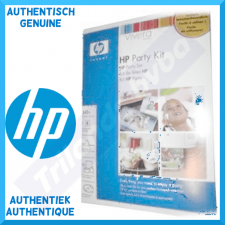 HP 343 Tri-Color Original Ink Cartridge Party Kit SA389EE - Outdated Sealed Original HP Pack