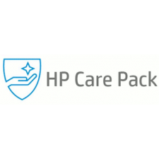 Electronic HP Care Pack (U9DA9PE) Next Business Day Channel Remote and Parts Exchange Service Post Warranty Extended service