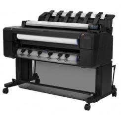 "HP DesignJet T1530 PostScript L2Y24A -  36"" large-format printer colour ink-jet Roll (91.4 cm x 91.4 m), 914 x 1219 mm 2400 x 1200 dpi up to 0.35 min/page (mono) / up to 0.35 min/page (colour) capacity: 2 rolls Gigabit LAN, USB 2.0 host"
