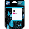 HP 11 Magenta Original Ink Cartridge C4837A (1750 Pages) for HP DesignJet ColorPro, 70, 100, 110, 500, 800, 815 Series