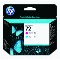 HP 72 Magenta and Cyan Original Printhead C9383A