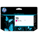 HP 70 Magenta Original Ink Cartridge C9453A (130 Ml) for HP DesignJet Z2100, Z2100gp, Z3100, Z3100gp, Z3100ps gp, Z3200, Z3200ps, Z5200ps