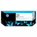 HP 772 Matte Black DesignJet Original Ink Cartridge CN635A (300 Ml) for HP DesignJet Z5200, Z5200ps, Z5400, Z5400ps