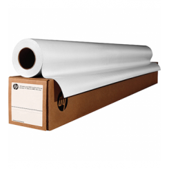 """HP Q8663A Professional High-gloss Constract Inkjet Proofing Paper Roll - 200 grams/M2 - 610 mm x 30.5 Meters (24"""" x 100 ft)"""