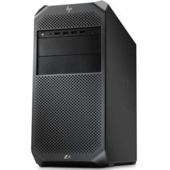 HP Workstation Z4 G4 - 3MB66EA#UUG - MT - 4U - 1 x Xeon W2125 / 4 GHz - RAM 16 GB - SSD 256 GB - HP Z Turbo Drive, NVMe, HDD 1 TB - DVD-Writer - no graphics - GigE - Win 10 Pro 64-bit - vPro