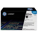 HP 824A Black Original LaserJet Imaging Drum CB384A (35000 Pages) for HP Color Laserjet cp6015, cp6015de, cp6015dn, cp6015n, cp6015x, cp6015x, cm6030 mfp, cm6030f mfp, cm6040 mfp, cm6040f mfp