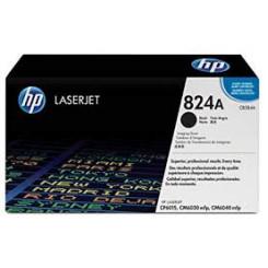 HP 824A Black Original LaserJet Imaging Drum CB384A (35000 Pages) for HP Color Laserjet cp6015, cp6015de, cp6015dn, cp6015n, cp6015x, cp6015x, cm6030 mfp, cm6030f mfp, cm6040 mfp, cm6040f mfp