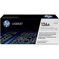 HP 126A Original Imaging Drum CE314A (upto 14000 Pages) for HP Color LaserJet Pro CP1025, CP1025nw - LaserJet Pro 100 MFP M175a, M175nw - TopShot LaserJet Pro M275 MFP