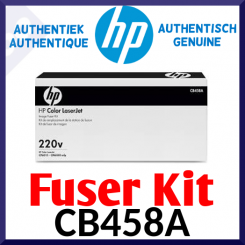 HP CB458A Original Fuser Kit 220V (100000 Pages) for HP Color Laserjet cp6015de, cp6015dn, cp6015n, cp6015x, cp6015xh, cm6030 mfp, cm6030f mpf, cm6040 mfp, cm6040f mfp