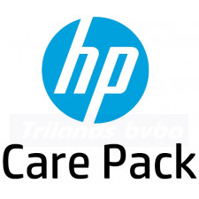 Electronic HP Care Pack (U6Z63E) Next Business Day Channel Remote and Parts Exchange Service - extended service agreement - 4 years - for HP DesignJet T920 36-inchshipment