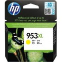 HP 953XL Yellow High Capacity Original Ink Cartridge F6U18AE (1600 Pages)