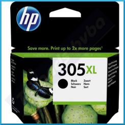 HP 305XL High Yield Black Original Ink Cartridge 3YM62AE (4 Ml.)
