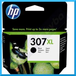 HP 307XL High Yield Black Original Ink Cartridge 3YM64AE (7 Ml.)