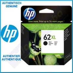 HP 62XL Black High Capacity Original Ink Cartridge C2P05AE (600 Pages)