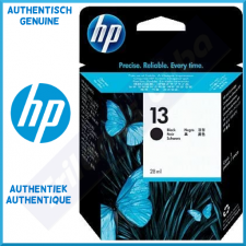 HP 13 Black Original Ink Cartridge C4814A (920 Pages) - Outdated Sealed Original HP Pack