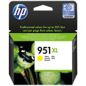 HP 951XL Yellow High Capacity Original Ink Cartridge CN048AE (1500 Pages) for HP OfficeJet Pro 251dw, 276dw, 8100, 8600, 8610, 8620 Series