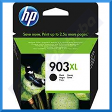 HP 903XL Black High Capacity Original Ink Cartridge T6M15AE (825 Pages) for HP Officejet Pro 6960, 6961, 6963, 6964, 6965, 6966, 6968, 6970, 6971, 6974, 6975, 6976, 6978, 6979
