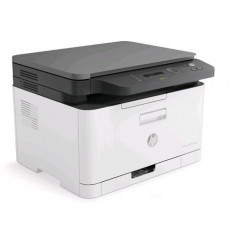 HP Color Laser MFP 178nw - Multifunction printer - colour - laser - A4 (210 x 297 mm) (original) - A4/Letter (media) - up to 18 ppm (copying) - up to 18 ppm (printing) - 150 sheets - USB 2.0, LAN, Wi-Fi(n)