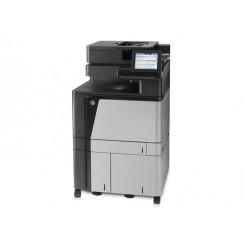 HP Color LaserJet Enterprise flow MFP M880z+ (A2W76A#B19) - A3 - Color - Multifunction printer - laser - up to 46 ppm (printing) - 4100 sheets - 33.6 Kbps - USB 2.0, Gigabit LAN, USB host, USB host (internal)