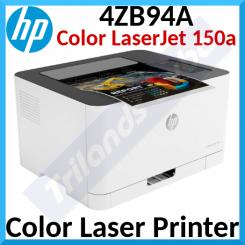 HP 150a Color Laser Printer 4ZB94A#B19 - 19 ppm Mono / 4 ppm Color - 600 x 600 dpi Print - Manual Duplex Print - 150 Sheets Input