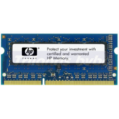 HP 256 MB DDR2 MEMORY CB423A - 256 MB - SO-DIMM 144-pin - 400 MHz / PC2-3200 - unbuffered - non-ECC - for Color LaserJet Professional CP5225