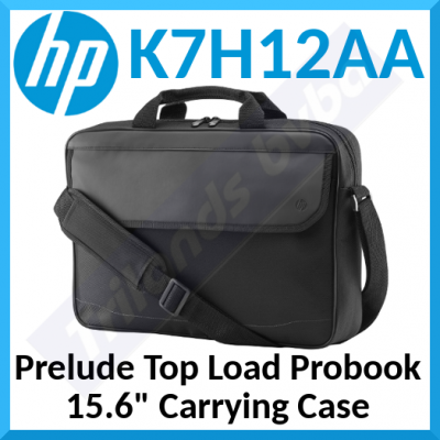 """HP Business Notebbok Prelude Top Load Probook 15.6"""" Carrying Case K7H12AA"""