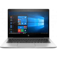 "HP EliteBook 830 G8 - Core i7 1165G7 / 2.8 GHz - Win 10 Pro 64-bit - 16 GB RAM - 512 GB SSD NVMe - 13.3"" IPS 1920 x 1080 (Full HD) @ 60 Hz - Iris Xe Graphics - Bluetooth, Wi-Fi 6 - kbd: Belgium"