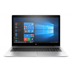 """HP EliteBook 840 G7 (10U64EA#UUG) - Core i7 10510U / 1.8 GHz - Win 10 Pro 64-bit - 16 GB RAM - 512 GB SSD NVMe, HP Value - 14"""" IPS 1920 x 1080 (Full HD) - UHD Graphics 620 - Bluetooth, Wi-Fi - 4G - kbd: Belgium"""