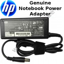 HP 90W Notebook Smart Power Adapter (374471-005) - Input 110 / 240V Output 18.5W 4.9 Amps 90W - Includes power factor correction (PFC) technology - Euro AC power cord Inculded - for HP Pavilion