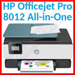 HP Officejet 8012 All-in-One - Multifunction printer - colour - ink-jet