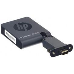 HP JetDirect 2700w - Print Server - USB 2.0 - 802.11b, 802.11g, 802.11n - for LaserJet Enterprise 500, 700, color flow MFP M575c, flow MFP M525c, M602n - J8026A