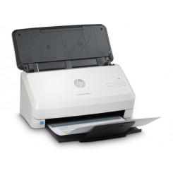 HP Scanjet Pro 2000 s2 Sheet-feed - Document scanner - Duplex - 216 x 3100 mm - 600 dpi x 600 dpi - up to 35 ppm (mono) - ADF (50 sheets) - up to 3500 scans per day - USB 3.0