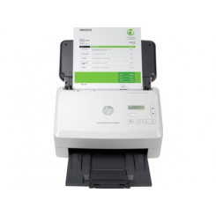 HP ScanJet Enterprise Flow 5000 s5 - Document scanner - CMOS / CIS - Duplex - 216 x 3100 mm - 600 dpi x 600 dpi - up to 65 ppm (mono) / up to 65 ppm (colour) - ADF (80 sheets) - up to 7500 scans per day - USB 3.0