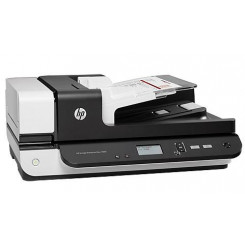 HP ScanJet Enterprise Flow 7500 - Document scanner - Duplex - 216 x 864 mm - 600 dpi x 600 dpi - up to 50 ppm (mono) / up to 50 ppm (colour) - ADF ( 100 sheets ) - up to 3000 scans per day - USB 2.0