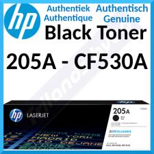 HP 205A Black Original LaserJet Toner Cartridge CF530A (1100 Pages) for HP Color LaserJet Pro M154, MFP M180n, MFP M180nw, MFP M181fw