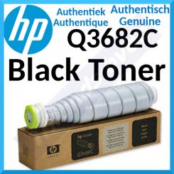 HP Q3682C Black Original LaserJet Toner Cartridge (47500 Pages)  for HP LaserJet 9055 mfp, 9000n mfp, 9055hn, mfp, 9000dn mfp, 9065 mfp, 9065n mfp, 9065hn mfp, 9065dn mfp