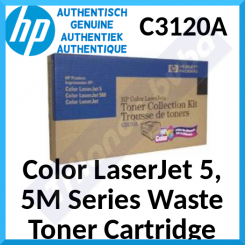 HP C3120A Waste Toner Collection Kit (20000 Pages)