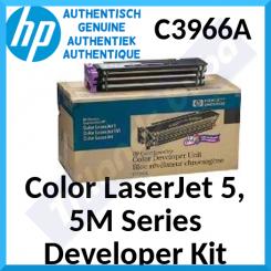 HP C3966A Color LaserJet Original Developer Kit (40000 Pages) for HP Color Laserjet 5, 5N, 5M, 5I, 5PS