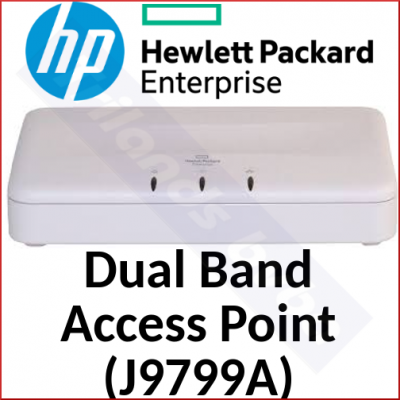HPE M220 Dual-Band high-speed wireless networking Access Point (J9799A#ABB)