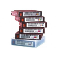 HPE C7972AN - LTO-2 Ultrium 400MB Data Tape (20-Tapes NO case NON-customized bar code labels) - 200MB / 400MB (Read / Write) Ultrium2 Cartridges (20-Tapes NO case NON-customized bar code labels)