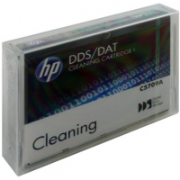 HPE DDS Cleaning Tape Cartridge C5709A - DAT 4mm Cleaning Tape for upto 50 Cleanings