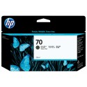 HP 70 Matte Black DesignJet Original Ink Cartridge C9448A (130 Ml)