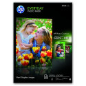 HP Everyday Glossy Inkjet Photo Paper Q5451A - (A4) 210 mm X 297 mm - 200 grams/M2 - 25 Sheets Pack