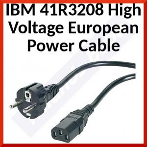 IBM 41R3208 High Voltage European Power Cable