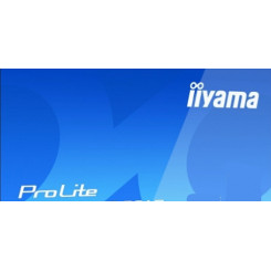 "Iiyama ProLite XU2395WSU-B1 - LED monitor - 22.5"" - 1920 x 1200 WUXGA - IPS - 250 cd/m - 1000:1 - 4 ms - HDMI, VGA, DisplayPort - speakers - black"