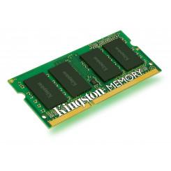 Kingston - DDR4 - 8 GB - SO-DIMM 260-pin - 2666 MHz / PC4-21300 - CL19 - 1.2 V - unbuffered - non-ECC
