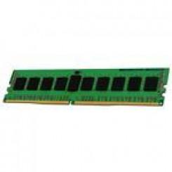 Kingston - DDR4 - 16 GB - SO-DIMM 260-pin - 2666 MHz / PC4-21300 - CL19 - 1.2 V - unbuffered - non-ECC