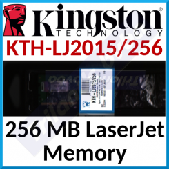 Kingston 256 MB LaserJet Memory KTH-LJ2015/256 - (for Printers using HP CB423A)