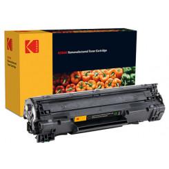 CB436A Kodak 185H043601 Black Toner Cartridge (2000 Pages) for HP LaserJet M1120 MFP, M1120n MFP, M1522n MFP, M1522nf MFP, P1505, P1505n, P1506